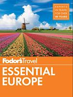 Fodor's Essential Europe (Full color Travel Guide)