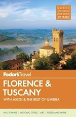 Fodor's Florence and Tuscany (Full color Gold Guides)
