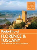 Fodor's Florence & Tuscany (Full color Travel Guide)