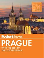 Fodor's Prague (Full color Travel Guide)