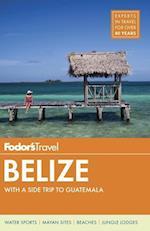 Fodor's Belize af FODOR
