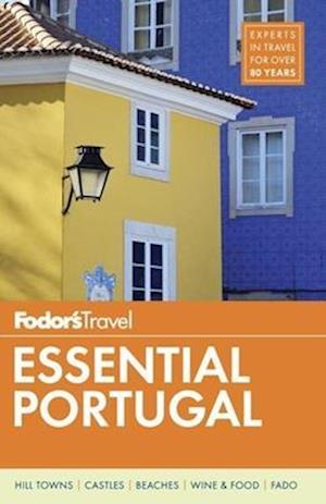 Bog, paperback Fodor's Essential Portugal af FODOR