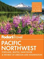 Fodor's Pacific Northwest (Full color Travel Guide)