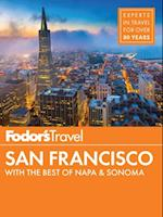 Fodor's San Francisco (Full color Travel Guide)