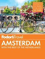 Fodor's Amsterdam (Full color Travel Guide)