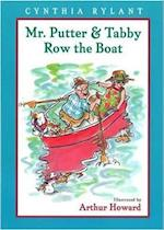 Mr. Putter & Tabby Row the Boat (Mr. Putter & Tabby)