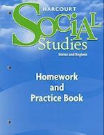 Social Studies, Grade 4 Homework&practice Book