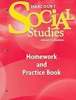 Social Studies, Grade 7 Homework&practice Book Ancient Civilizations (Social Studies 07)