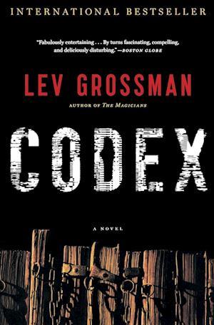 Codex Lev Grossman Epub