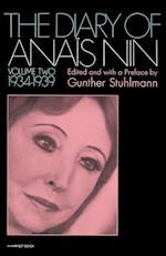1934-1939 (Diary of Anais Nin, nr. 2)