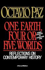 One Earth, Four or Five Worlds