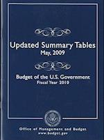Budget of the United States Government (Budget of the United States Government Fyfiscal Year)