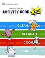Food Safe Families Activity Book for Kids!