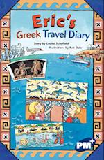 Eric's Greek Travel Diary PM Plus Chapter B Sapphire af Louise Schofield