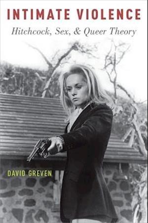 Bog, hardback Intimate Violence af David Greven