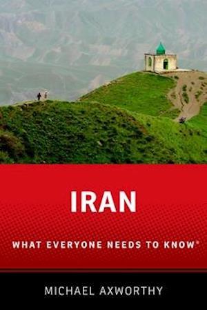 Bog, hardback Iran af Michael Axworthy
