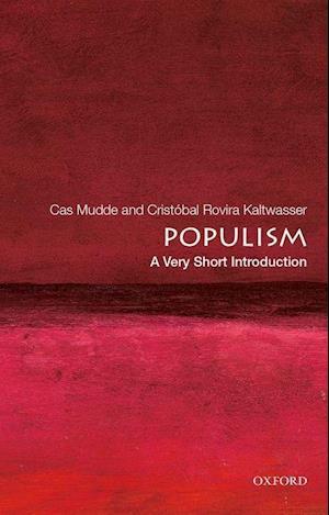 Bog, paperback Populism: A Very Short Introduction af Cas Mudde