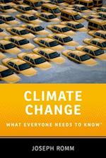 Climate Change (What Everyone Needs to Know)