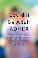 Could it be Adult ADHD?