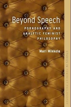 Bog, paperback Beyond Speech af Mari Mikkola