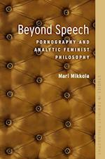 Beyond Speech af Mari Mikkola