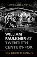 William Faulkner at Twentieth Century-Fox af Sarah Gleeson-White