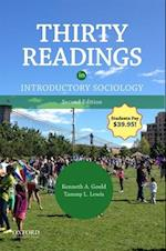 Thirty Readings in Introductory Sociology af Kenneth A. Gould, Tammy L. Lewis