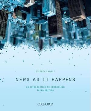 Bog, paperback News As It Happens af Stephen Lamble