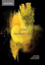 Crime & Criminology af Rob White, Fiona Haines, Nicole Asquith