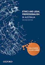 Ethics and Legal Professionalism in Australia