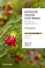 Australian Taxation Study Manual 2017
