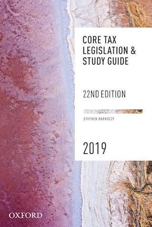 Core Tax Legislation and Study Guide 2019