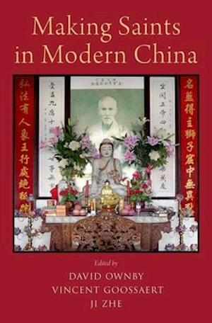 Bog, hardback Making Saints in Modern China af David Ownby