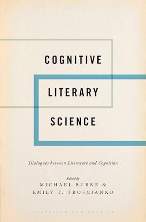 Bog, hardback Cognitive Literary Science af Michael Burke