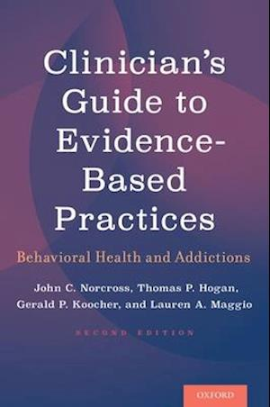Bog, paperback Clinician's Guide to Evidence-Based Practices af John C. Norcross