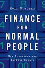 Finance for Normal People af Meir Statman