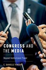 Congress and the Media af Danielle Vinson