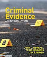 Criminal Evidence af Craig Hemmens, John L. Worrall, Lisa S. Nored