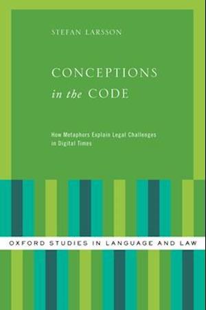 Bog, hardback Conceptions in the Code af Stefan Larsson