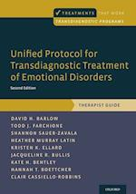 Unified Protocol for Transdiagnostic Treatment of Emotional Disorders (Treatments That Work)