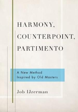 Harmony, Counterpoint, Partimento