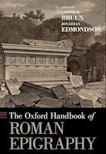 The Oxford Handbook of Roman Epigraphy