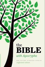 New Revised Standard Version Bible: With Apocrypha (New Revised Standard Version Bible)