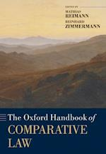Oxford Handbook of Comparative Law (Oxford Handbooks in Law)