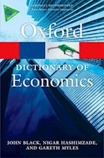 Dictionary of Economics (Oxford Paperback Reference)