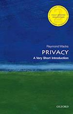 Privacy: A Very Short Introduction (VERY SHORT INTRODUCTIONS)