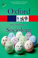 Dictionary of Sociology (Oxford Paperback Reference)