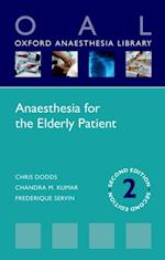 Anaesthesia for the Elderly Patient af Chris Dodds, Frederique Servin, Chandra M. Kumar