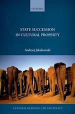 State Succession in Cultural Property