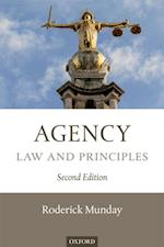 Agency: Law and Principles af Roderick Munday